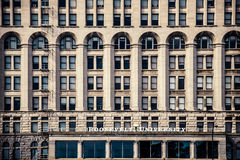 Κτήρια του Σικάγου Στοκ φωτογραφίες με δικαίωμα ελεύθερης χρήσης