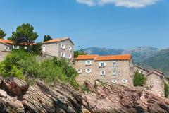 κτήρια τούβλου παλαιά Στοκ φωτογραφία με δικαίωμα ελεύθερης χρήσης