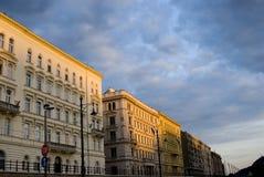 κτήρια Στοκ Εικόνα
