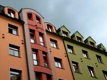 κτήρια Στοκ φωτογραφία με δικαίωμα ελεύθερης χρήσης