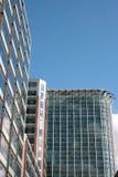 κτήρια Στοκ εικόνα με δικαίωμα ελεύθερης χρήσης