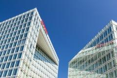 Κτήρια Spiegel στο Αμβούργο, Γερμανία Στοκ Εικόνες