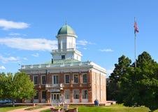 Κτήριο αιθουσών του Συμβουλίου Στοκ φωτογραφία με δικαίωμα ελεύθερης χρήσης