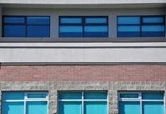 κτήριο ανασκόπησης Στοκ φωτογραφία με δικαίωμα ελεύθερης χρήσης