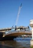 κτήριο γεφυρών Στοκ Φωτογραφία