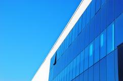Κτήριο γυαλιού Στοκ Εικόνα
