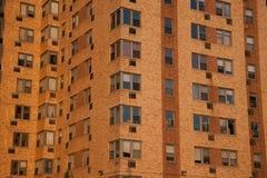 Κτήριο διαμερισμάτων πολυόροφων κτιρίων Στοκ φωτογραφία με δικαίωμα ελεύθερης χρήσης