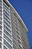 κτήριο διαμερισμάτων σύγχ&rh Στοκ Εικόνα