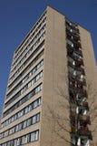 κτήριο διαμερισμάτων Στοκ φωτογραφία με δικαίωμα ελεύθερης χρήσης