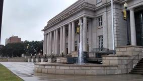 Κτήριο δικαστήριο-τύπων στοκ φωτογραφίες