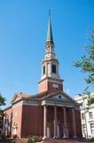 Κτήριο εκκλησιών ορόσημων στο Ντένβερ Στοκ Φωτογραφία