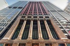 Κτήριο εμπιστοσύνης Harris - Σικάγο στοκ φωτογραφία με δικαίωμα ελεύθερης χρήσης
