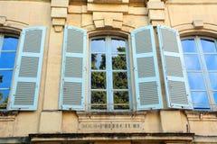 Κτήριο επαρχιών, Arles, Γαλλία Στοκ φωτογραφία με δικαίωμα ελεύθερης χρήσης