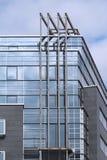 Κτήριο λεπτομέρειας Στοκ εικόνες με δικαίωμα ελεύθερης χρήσης