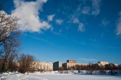 Κτήριο διοίκησης Στοκ Φωτογραφίες