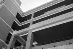 Κτήριο διδασκαλίας του πανεπιστημίου FuZhou Στοκ Φωτογραφία
