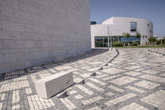 Κτήριο ιδρύματος Champalimaud Στοκ Εικόνες