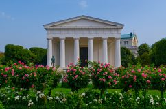 Κτήριο κήπων της Βιέννης Στοκ Εικόνες