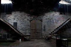 Κτήριο κεντητικής Στοκ φωτογραφία με δικαίωμα ελεύθερης χρήσης