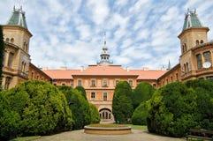 Κτήριο κομητειών Sombor Στοκ εικόνες με δικαίωμα ελεύθερης χρήσης