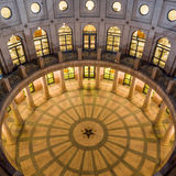 Κτήριο κρατικού Capitol του Τέξας στο Ώστιν, TX Στο λυκόφως Στοκ Εικόνα