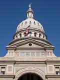 Κτήριο κρατικού Capitol του Τέξας Στοκ Εικόνα
