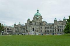 Κτήριο νομοθετικού σώματος Βρετανικής Κολομβίας Στοκ Φωτογραφία