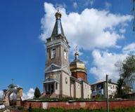 Κτήριο Ορθόδοξων Εκκλησιών Στοκ Εικόνα