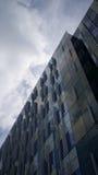 Κτήριο ουρανοξυστών γυαλιού Στοκ Φωτογραφία