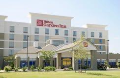 Κτήριο πανδοχείων κήπων Hilton, Μέμφιδα, TN στοκ εικόνα