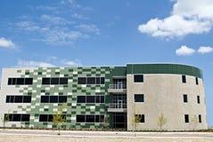 κτήριο που κατασκευάζ&epsilon Στοκ Φωτογραφίες