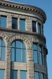 κτήριο που στρογγυλεύ&epsil Στοκ φωτογραφία με δικαίωμα ελεύθερης χρήσης