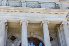 Κτήριο πρωτεύουσας της Μοντάνα στοκ εικόνα με δικαίωμα ελεύθερης χρήσης