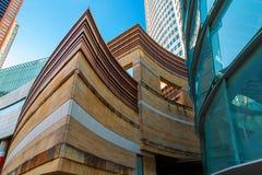 Κτήριο πύργων Mori στους λόφους Roppongi στο Τόκιο Στοκ Φωτογραφία