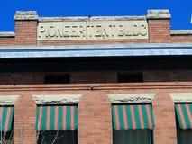 Κτήριο σκηνών πρωτοπόρων - Boise Στοκ φωτογραφία με δικαίωμα ελεύθερης χρήσης