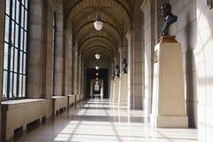 Κτήριο της Νεμπράσκας Capitol Στοκ Εικόνες