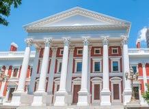 Κτήριο του Κοινοβουλίου στο Καίηπ Τάουν στοκ φωτογραφίες με δικαίωμα ελεύθερης χρήσης