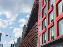 Κτήριο του Μπρούκλιν, Νέα Υόρκη Στοκ εικόνες με δικαίωμα ελεύθερης χρήσης