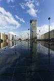 Κτήριο του Παρισιού Στοκ εικόνα με δικαίωμα ελεύθερης χρήσης