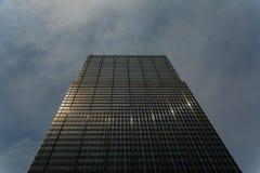 Κτήριο του Σικάγου στοκ εικόνα