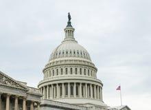 Κτήριο του Washington DC Captiol Στοκ εικόνα με δικαίωμα ελεύθερης χρήσης