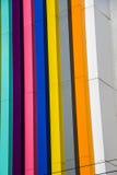 Κτήριο χρώματος Στοκ Εικόνα
