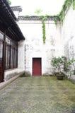 Κτήριο ύφους Jiangnan στην Κίνα Στοκ φωτογραφίες με δικαίωμα ελεύθερης χρήσης