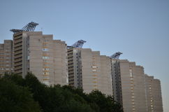 Κτήριο Στοκ Εικόνες