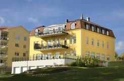 Κτήριο Apartmens Στοκ φωτογραφία με δικαίωμα ελεύθερης χρήσης