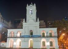 Κτήριο Cabildo - Μπουένος Άιρες, Αργεντινή Στοκ εικόνες με δικαίωμα ελεύθερης χρήσης
