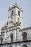 Κτήριο Cabildo στο Μπουένος Άιρες, Αργεντινή Στοκ εικόνα με δικαίωμα ελεύθερης χρήσης