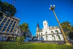 Κτήριο Cabildo στο Μπουένος Άιρες, Αργεντινή Στοκ Φωτογραφίες