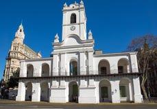 Κτήριο Cabildo στο Μπουένος Άιρες Στοκ φωτογραφίες με δικαίωμα ελεύθερης χρήσης