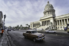 Κτήριο Capitol στην Αβάνα, Κούβα Στοκ Εικόνα